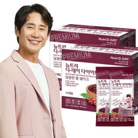 Ice Cream Flavored Diet Shake Sweet Red Bean 28 Packs