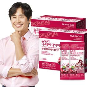 Ice Cream Flavored Diet Shake Cherry n berry berry 28 Packs