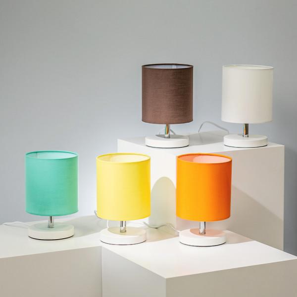 미니팝 단스탠드 (화이트) + LED인치구 전구색 상품이미지