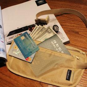 여행용전대 여행용가방 여권가방 힙색 여행용품 보조