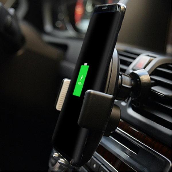 차량용코일센서 고속무선충전기 무선충전거치대 상품이미지