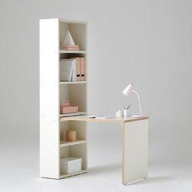 샘 책상 120cm h형 시공