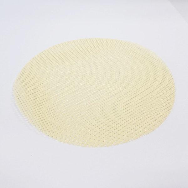 푸드메쉬 원형 28cm / 실리콘 시루밑 만두 채반 깔개 상품이미지