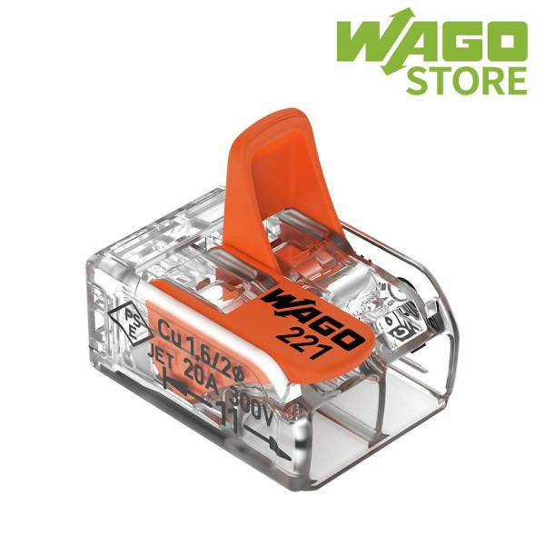 와고 전선커넥터(모든 전선용) 컴팩트형 WAGO221 상품이미지