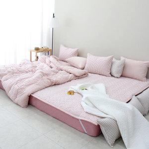 국산 패밀리 맞춤 침구/패드/매트커버/침대커버