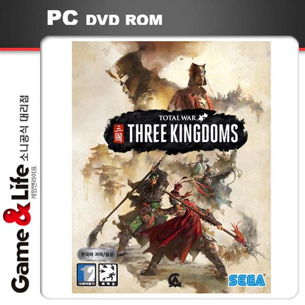 PC 토탈워 삼국 한글판 스틸북 에디션/군주팩 DLC 종료 상품이미지