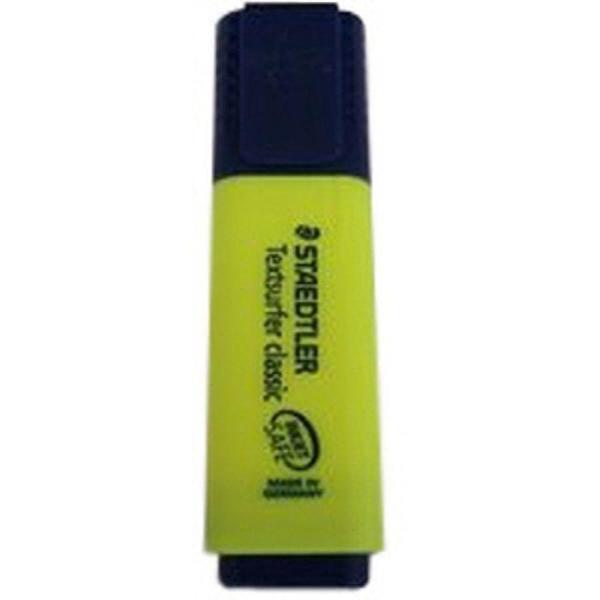 스테들러 형광펜 1-5mm(노랑) 필기구 형광펜 기타브 상품이미지