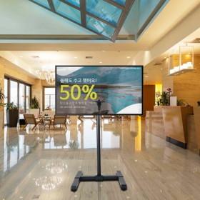 [카멜마운트] 티비 스탠드 거치대 SB42