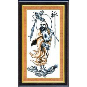 DOME  14CT 십자수패키지-달마도 1 (S4011)
