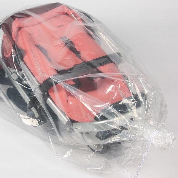디럭스유모차 보관 비닐커버 대형비닐봉투 항공커버 상품이미지