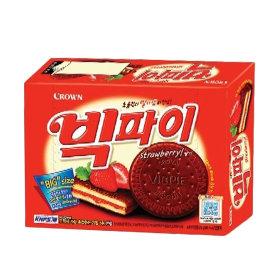 (10+1)크라운_빅파이딸기_72G