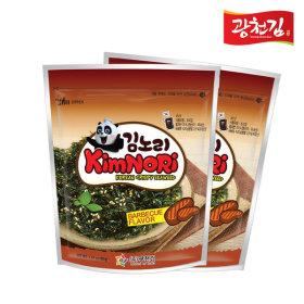 김노리 바베큐맛 김자반 40g X 5봉(낱봉)
