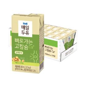 담백한맛 190ml 24팩/두유