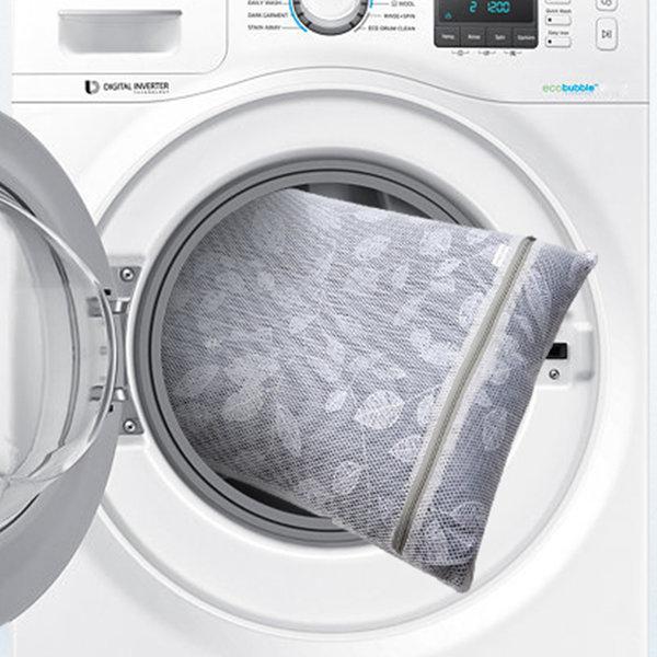 세탁망 50x30/빨래망 속옷망 아기 사각 의류 세탁기망 상품이미지