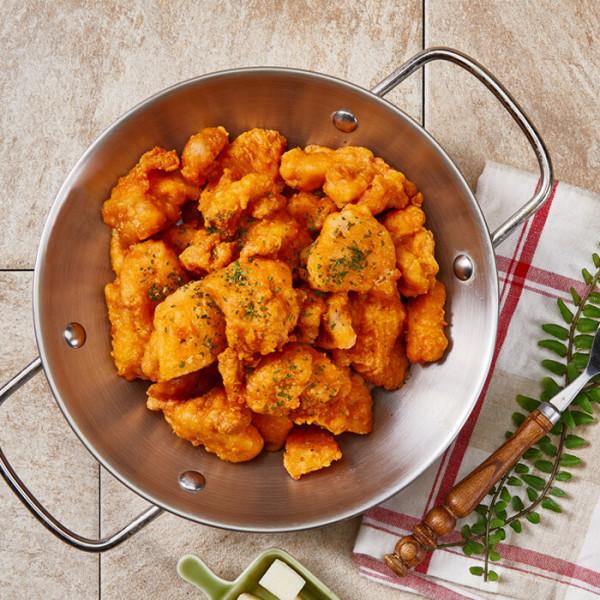 순살 치킨 가라아게1kg / 치킨/너겟/간식 1+1kg 상품이미지