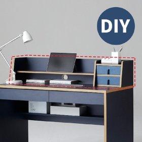 샘 책상선반 120cm DIY