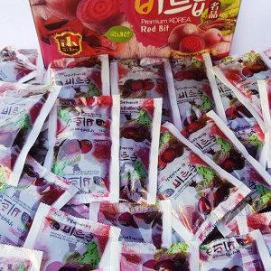 소확품 갓짜낸 제주 레드비트즙 50포 1박스