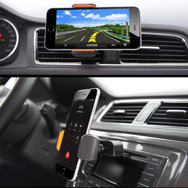 차량용 CD슬롯+송풍구 휴대폰거치대 OSA-COMBO 자동차 상품이미지