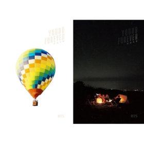 방탄소년단 (BTS) / 화양연화 Young Forever 2CD (Day ver. / Night ver.) (112p포토북+포토카드+포스터)