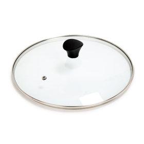 강화 프라이팬 유리뚜껑 28cm
