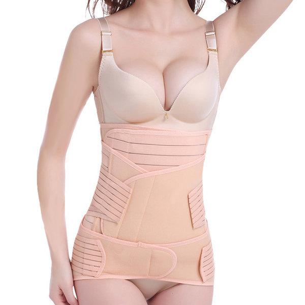 (트리플) 3중 시크릿 매직 복대/보정속옷/허리보호대 상품이미지