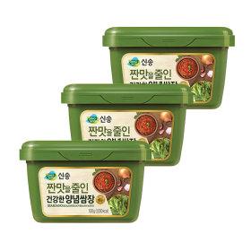 짠맛줄인 건강한 양념쌈장  500g3팩2세트구매다시증정