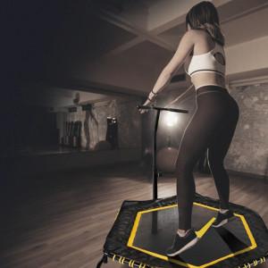 클럽용 헥사곤 트램폴린 전문가용 방방 트렘폴린 점핑
