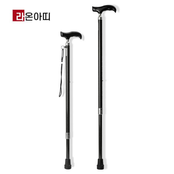 라온아띠 KCS-107 카본지팡이/노인/조절식/250g/효도 상품이미지