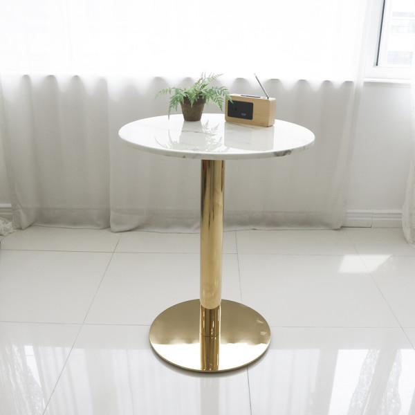 골드 테이블 대리석 사각 원형 골드 인테리어 카페 상품이미지
