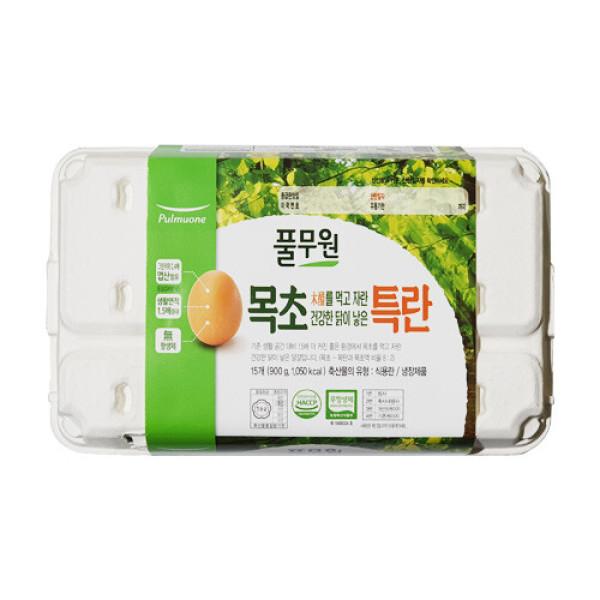 풀무원  목초란 특/15입 상품이미지