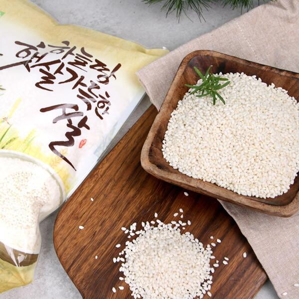 부지런한 농부  청정지역 고흥 찰현미쌀 2kg 상품이미지