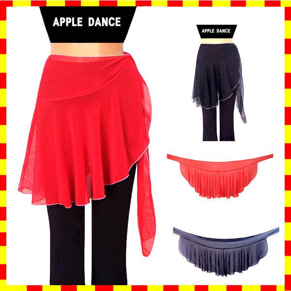 국산 신상품 댄스스커트 모음 에어로빅복 라인댄스복 상품이미지