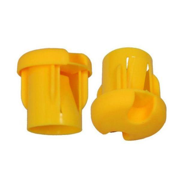 안전한 작업 산업현장 보호 파이프캡(PE/48.6) 상품이미지