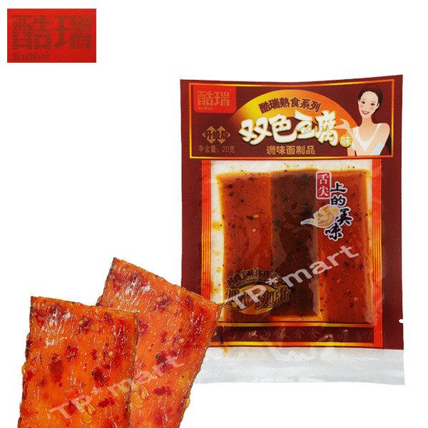 중국 큐루이 상색도우푸모양 양념 쫀드기 안주 20g 상품이미지