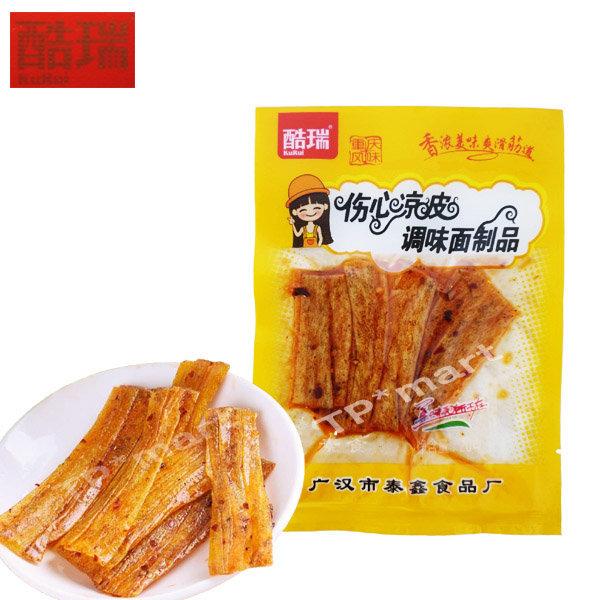 중국 큐루이 상심량피 쫀드기 량피 안주 간식 20g 상품이미지