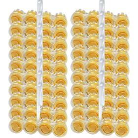 변기세정제 최종변기청 걸이형 20개입(레몬향)