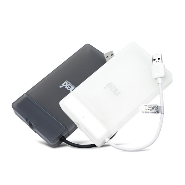 2.5인치 SATA SSD HDD USB3.0 외장 하드 케이스 /NX774 상품이미지