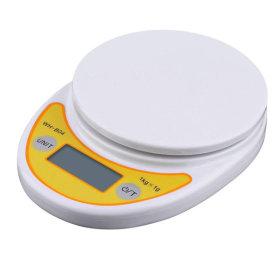 전자저울 1kg 주방 제빵 계량 계측 저울 /옐로우 WHB04