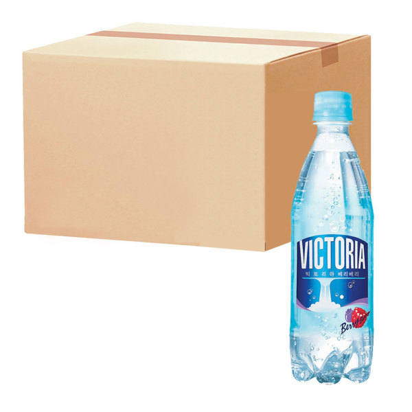 빅토리아 탄산음료 베리베리 500ml x 20개입 상품이미지
