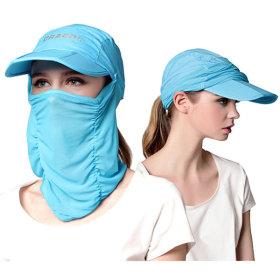 (인증) 롤링핏 자외선차단모자/여름 햇빛가리개 썬캡