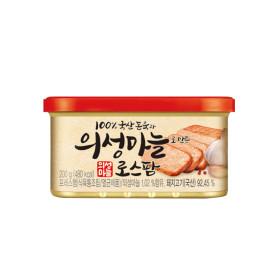 롯데 의성마늘로스팜 200g x 10캔 / 햄통조림 통조림