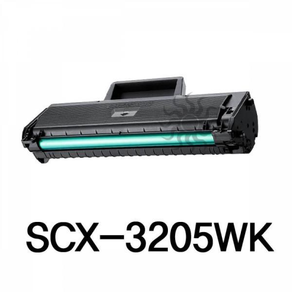 SCX-3205WK 삼성 슈퍼재생토너 흑백 상품이미지