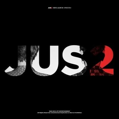 JUS2-Focus(Mini Album)GOT7 unit (JB Yugyeom)