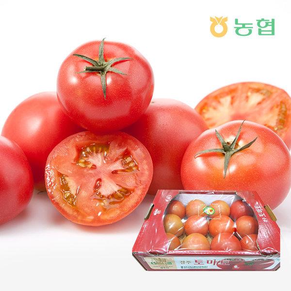 (농협) 경주 이사금 완숙토마토 2kg  / 유럽종 (SS) 상품이미지