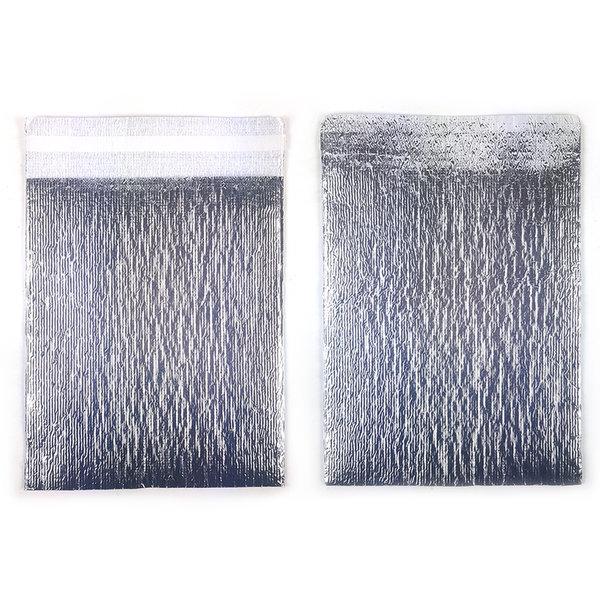 은박 보냉팩 50매 크기별판매/보냉주머니 보냉백가방 상품이미지