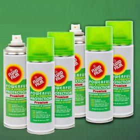 플루이드필름 6통 녹방지 녹제거 방수 코팅 윤활 광택