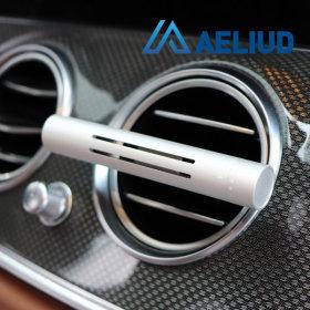 AELIUD 차량용 자동차 차량 송풍구 방향제 / 메탈색상