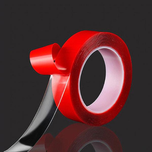 초 강력 투명 양면 테이프 아크릴 폼 자동차 블랙박스 상품이미지