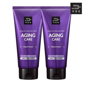 mise en scene Aging Care Treatment 330ML X2