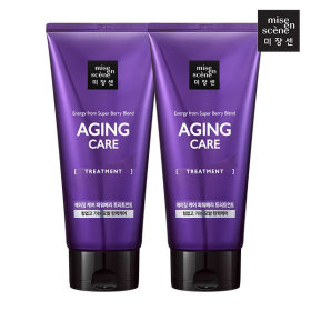 mise en scene Aging Care Treatment 330ML X2pcs